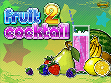 Fruit Cocktail 2 в гровом клубе Вулкан