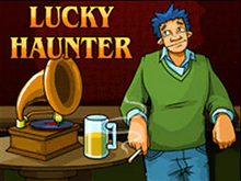 Lucky Haunter в Вулкане Удачи