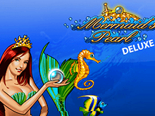 Mermaid's Pearl Deluxe в Вулкане Удачи