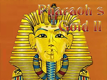 Pharaohs Gold 2 в казино Вулкан на деньги