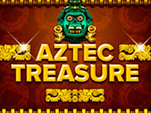 Aztec Treasure в клубе Вулкан