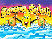 Banana Splash в Вулкане Удачи