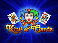 King Of Cards в Вулкане на деньги